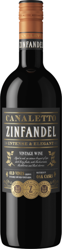 Canaletto Zinfandel