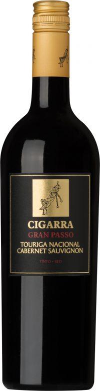 Cigarra Gran Passo Touriga Nacional Cabernet Sauvignon
