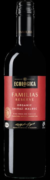 Ecologica Familias Reserve Shiraz Malbec