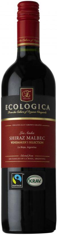 Ecologica Shiraz Malbec