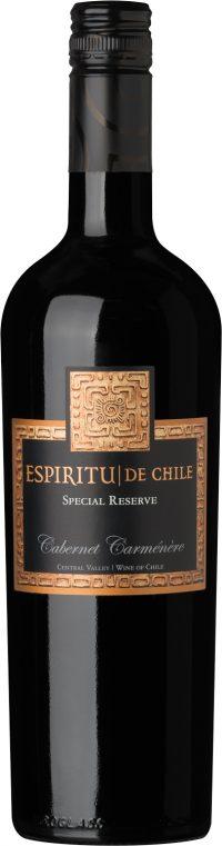 Espiritu de Chile Special Reserve Cabernet Carménère