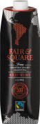 Fair & Square Red