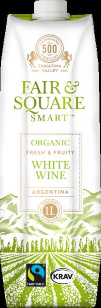 Fair & Square White