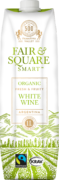 Fair & Square White
