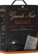 Grande Nuit Réserve Grenache Syrah Mourvèdre