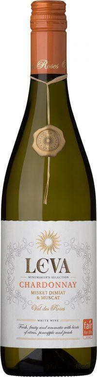 Leva Chardonnay Misket Dimiat Muscat