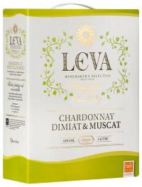 Leva Chardonnay Dimiat & Muscat box