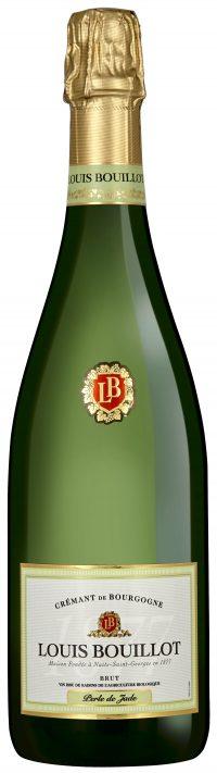 Louis Bouillot Crémant de Bourgogne Vin Biologique Brut