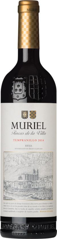 Muriel Fincas de la Villa Tempranillo