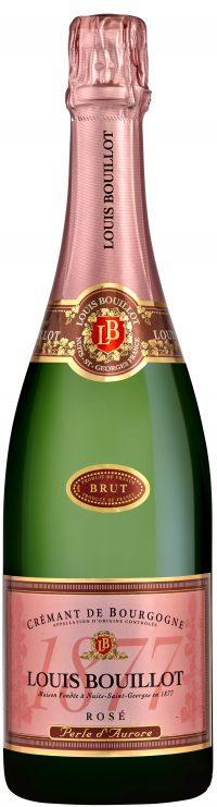 Louis Bouillot Crémant de Bourgogne Rosé Brut