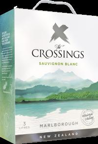 The Crossings Sauvignon Blanc box