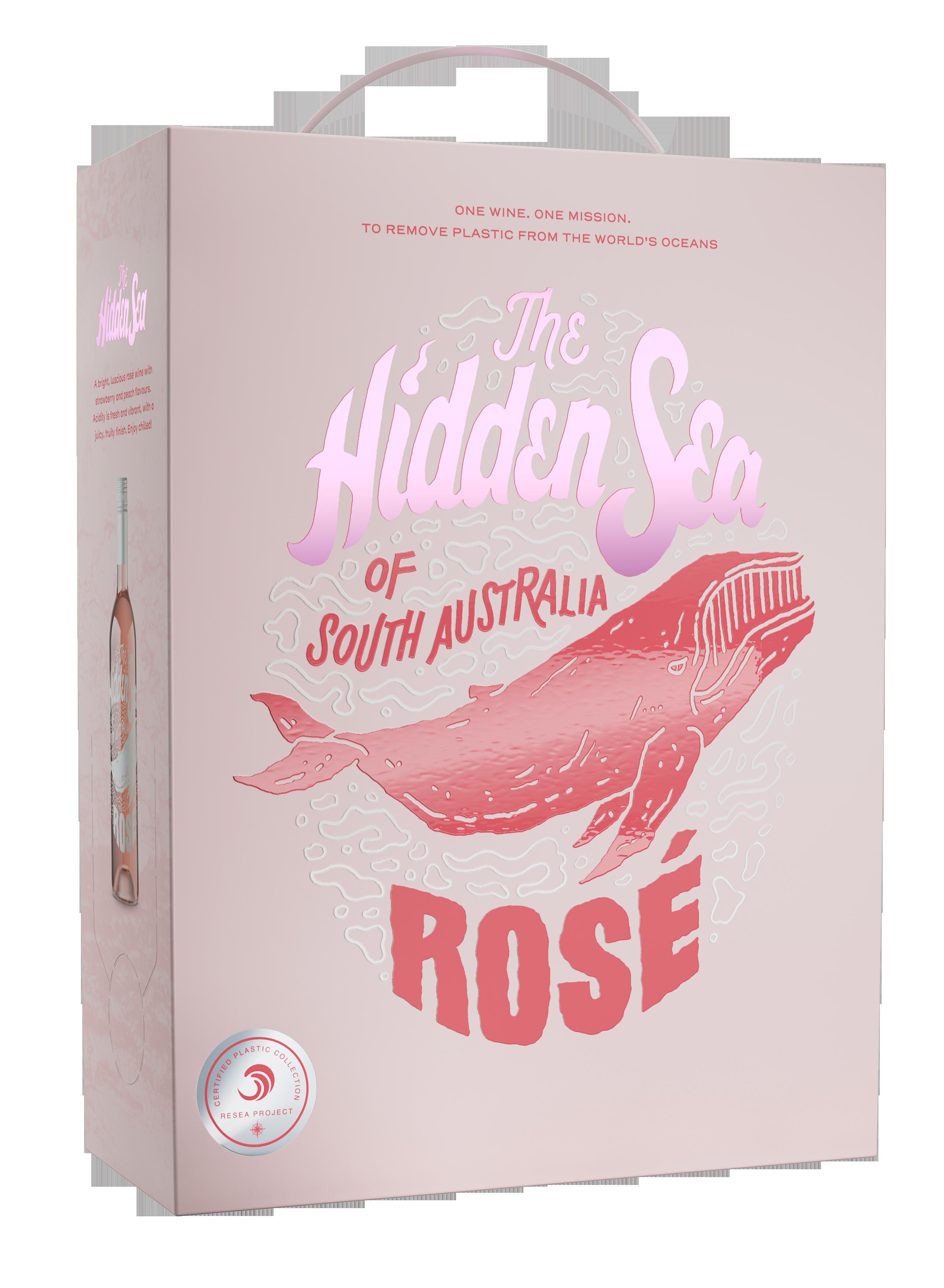 The Hidden Sea Rosé
