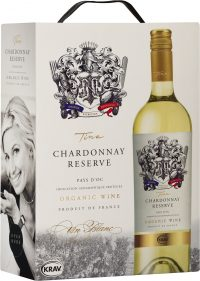 Tina Chardonnay Reserve box
