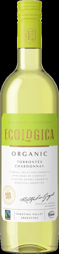 Ecologica Torrontés Chardonnay